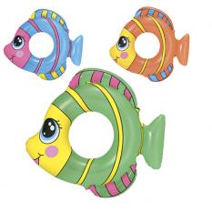 Круг 36111 (36шт) рибка, 3 кольри, 81-76см