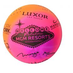 Мяч детячий MS 0920 (120шт) 9 дюймів, радуга, ПВХ, гладкий, 80г, 5кольорів, в кульці
