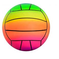 Мяч детячий MS 0946 (60шт) 8,5 дюймів, радуга, волейбольний, 200г