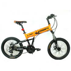 Велосипед 20 д. G20RIDE-B A20.3 (1шт/ящ), Оранж
