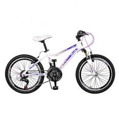 Велосипед 20 д. GW20CARE A20.3 (1шт/ящ) білий
