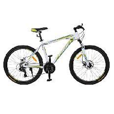 Велосипед 26 д. G26HARDY A26.3 (1шт / ящ) біло-салатов.