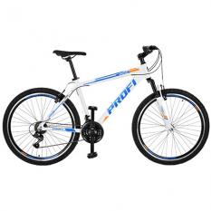 "¶Велосипед 26 д. GW26SPECIAL A26.1 (1шт/ящ) алюм.рама 18 "", Shimano 21SP, алюм.VB, двойн.обод, білий"