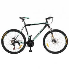 Велосипед 26д. G26YOUNG A26.3L (1шт / ящ) черн.-м'ята