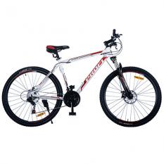 Велосипед 27,5д. G275BASIS A275-1 (1шт / ящ) біло-черв.