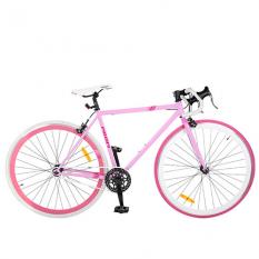 Велосипед 28д. FIX26C701-2H (1шт / ящ) рожевий