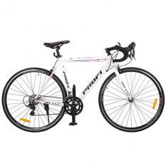 Велосипед 28д. G53CITY A700C-2 (1шт / ящ) біло-рожевий