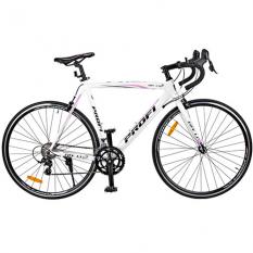 Велосипед 28д. G56CITY A700C-2 (1шт / ящ) біло-рожевий