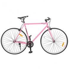 Велосипед 28д. G56JOLLY S700C-4 (1шт/ящ) рожевий.