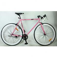 Велосипед 28д. G56JOLLY S700C-4H (1шт / ящ) рожевий