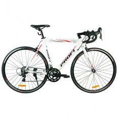 Велосипед 28д. G58CITY A700C-1 (1шт / ящ) біло-червоний