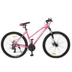 Велосипед 29д. G29ELEGANCE A29.1 (1шт/ящ) Рожевий