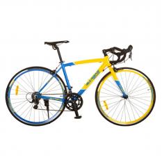 Велосипед 28д. CITY28-UKR-1 (1шт / ящ) жовто-блакитний