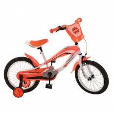 Велосипед PROFI дитячий 12д. SX 12-01-1 (1шт/ящ) помаранчевий
