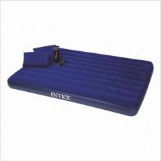 Матрац велюр 68765 INTEX синій, набір