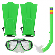 Набор для плавання М 0017 U/R
