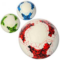 М'яч футбольний 2500-31ABC (30шт)