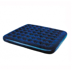Велюр матрас 67471 (4шт) электричний насос, 220V, синiй, 188-99-22см