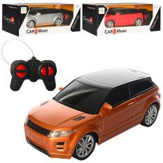 Машина 1310-1 (72шт) р / у, 18 см, світло, 3 кольори, на батарейці, в коробці, 25-11-9,5 см