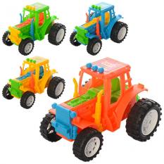 Трактор YB818-9 (336шт) в кульку