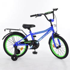 Велосипед дитячий PROF1 18д. L18103 (1шт/ящ) Top Grade, синій