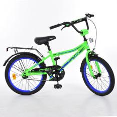 Велосипед дитячий PROF1 20д. L20102 (1шт/ящ) Top Grade, салатовий
