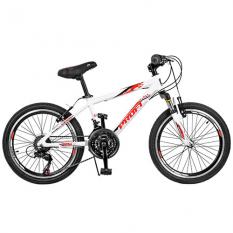Велосипед 20 д. GW20PLAIN A20.1 (1шт/ящ) білий