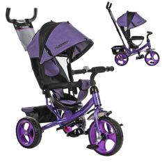 Велосипед M 3113-8 (1шт/ящ) Turbo Trike, фіолетовий