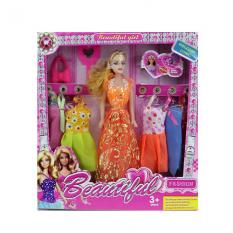 Лялька з нарядом V33-B