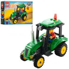 Конструктор BRICK 1102 трактор
