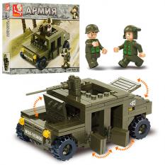 Конструктор SLUBAN M 38 B 0297 Армія