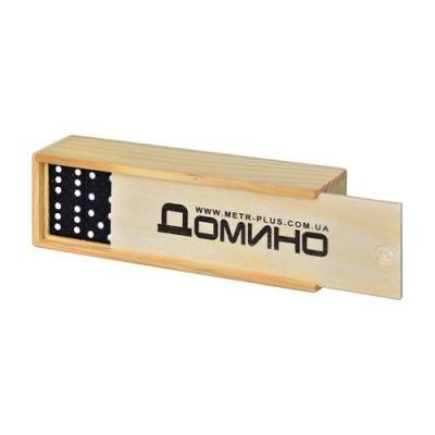 Доміно M 0027 в дерев'яній коробці
