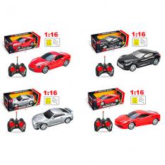 Машина 666-1-4-7-8B р/у