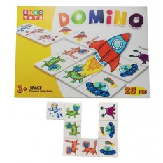 "Доміно 30113 в картинках ""EUROTOYS"" ""SPASE"""