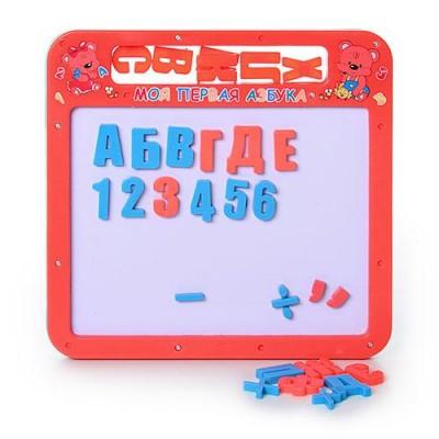 Досточка 0185 UK магнітна, азбука