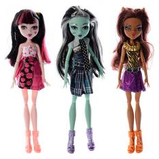 """Лялька YF 1005-1 """"Monster High"""", шарнірна, в кульку"""