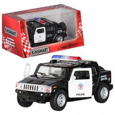 Машинка KT 5097 WP Поліція