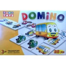 "Доміно 30106 ""EUROTOYS"" ""TRANSPORT"""