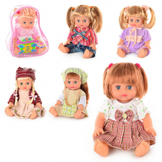 Лялька в рюкзаку Оксаночка 5138-5079-5141-5143