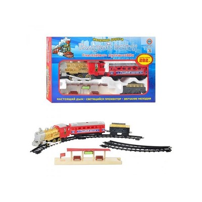 """Залізниця 7013(609) """"Блакитний вагон"""", в кор-ке"""