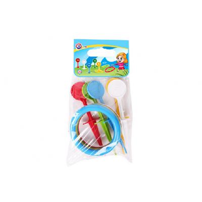 Іграшка 4234(8шт) ТехноК Кольцеброс