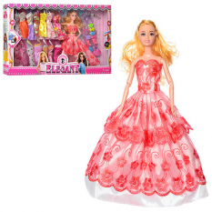 Лялька з нарядом 168 в коробці