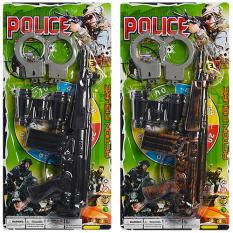 Набір поліцейського 88001-02 на аркуші