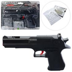 Пістолет T 1-7 на аркуші