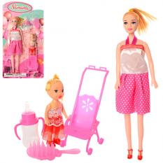 Лялька 8868-2 на аркуші