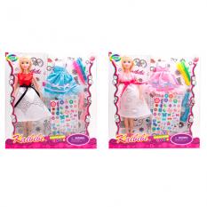 Лялька з нарядом BLD 170-1 в коробці
