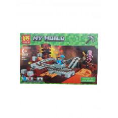 Конструктор 33054 Minecraft
