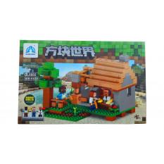 Конструктор QL 0502 Minecraft