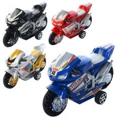 Мотоцикл 66-1 інерційний