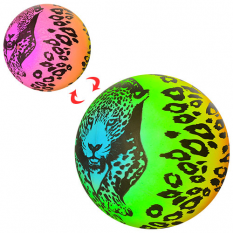 М'яч дитячий MS 1364 Веселка, 9 дюймів